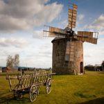 Khám phá cối xay gió ở Tây Ban Nha đẹp tựa tranh vẽ