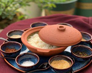 Món cơm muối đặc sản xứ Huế
