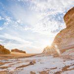 Du ngoạn kỳ quan thiên nhiên sa mạc Trắng tại Ai Cập