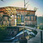 Lalaland Homestay ở Đà Lat nhìn từ bên ngoài