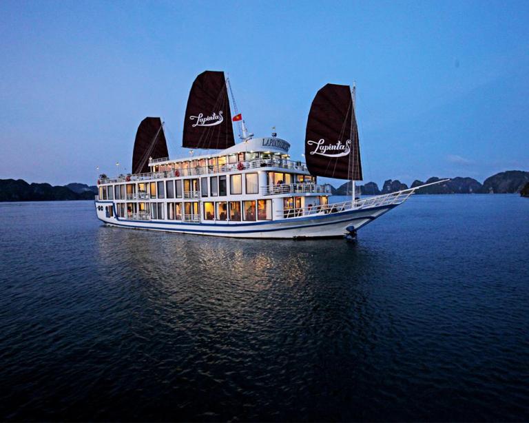 Tour du thuyền 5 sao Sài Gòn - Hạ Long 4N3Đ