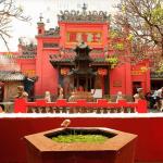 Phong tục đi chùa cầu phúc ở Sài Gòn