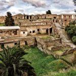 Khám phá mới về thành phố cổ Pompeli – Italia