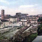 Chiêm ngưỡng Rome năm 1890 qua ảnh phục chế