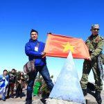 Lịch sử hình thành chóp Inox trên đỉnh Fansipan