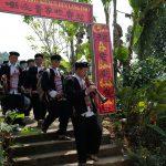 Tham gia lễ hội Bàn Vương của người Dao tại Hà Nội