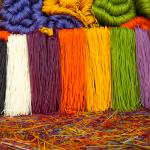 Review đặc sản bún khô 8 màu nổi tiếng tại Cao bằng